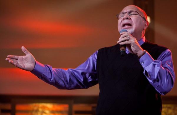 Dr. Marvin Jones Camp Meeting Worship Leader
