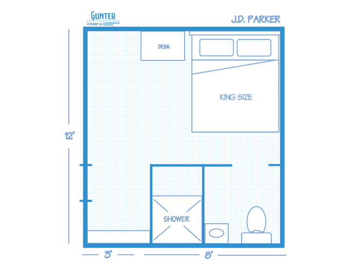 Gunter camp Housing Area